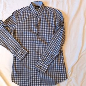 Hackett London, Men's sport shirt, size small